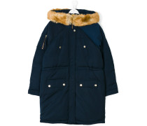 Teen Mini Me parka coat