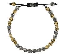 Armband mit Perlen aus Sterlingsilber