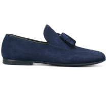 Loafer mit Quasten - women - Calf