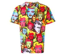 Pop Art print Tribute T-shirt