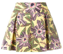 Shorts mit floralem Print - women