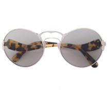 - Runde Sonnenbrille in Schildpattoptik - women