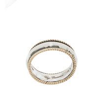brushed engraved ring