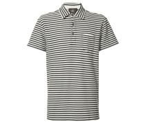 Gestreiftes Poloshirt - men - Baumwolle - XL