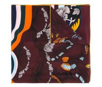 Hypnogarden print scarf