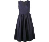 - Kleid in Wickeloptik - women - Baumwolle - XS