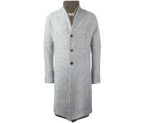 Mantel mit doppeltem Revers
