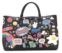 'Ebury All-Over Stickers' Handtasche