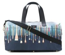 Reisetasche mit 'Pinsel'-Motiv