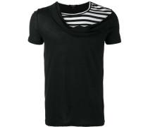 - T-Shirt im Lagen-Look - men - Baumwolle - XL
