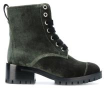 Hayett zipper boots