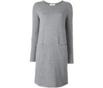 longsleeved knit dress