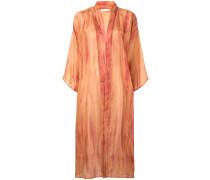 Kimono mit Batikmuster