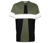 - T-Shirt mit grafischem Print - men - Baumwolle