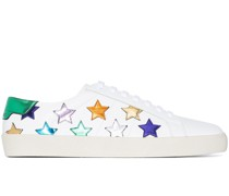 Court Classic Sneakers mit Stern-Patches