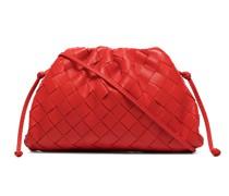 Mini-Tasche mit Intrecciato-Muster