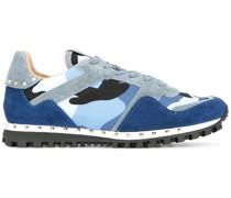 'Rockrunner' Sneakers mit Camouflagemuster