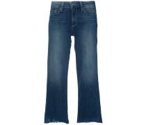 'Rover' Cropped-Jeans mit weitem Bein - women