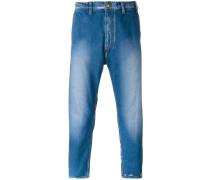 Schmal zulaufende Jeans - men - Baumwolle - M