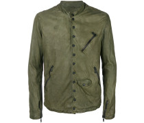 biker bomber jacket