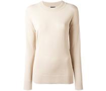 Pullover mit gerippten Abschlüssen - women