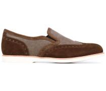 - Loafer mit Kontrastsohle - men