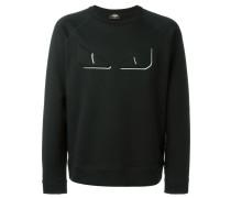 "Sweatshirt mit 3D ""Bag Bugs""-Design"