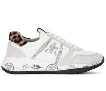 'Layla' Sneakers mit Glitter-Effekt