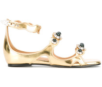 Sandalen mit Orb-Verzierung - women