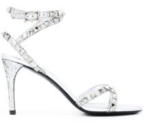 'Rockstud Flair' Sandalen mit Schnalle