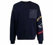 Winter Fleece Wrap Sweatshirt