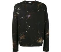 "Sweatshirt mit ""Fireworks""-Print"