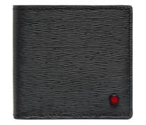 Portemonnaie mit Logo-Schild