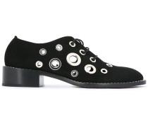 Oxford-Schuhe mit Ösen - women - Leder/Metall