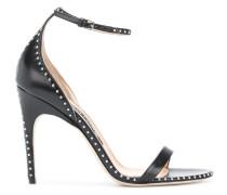 studded slingback sandals