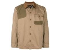 'Clough Overshirt' Jacke