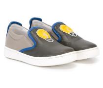 Sneakers mit Glühbirnen-Stickerei - kids