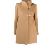 Mantel mit Clipverschluss