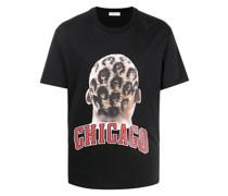 """T-Shirt mit """"Chicago""""-Print"""