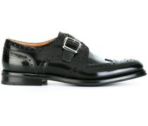 Monk-Schuhe mit Budapestermuster - women