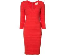 Texturiertes Kleid - women