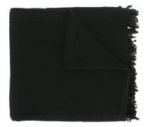 Schal mit Fransen - women - Schurwolle