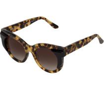 'Slutty' Sonnenbrille - women - Acetat