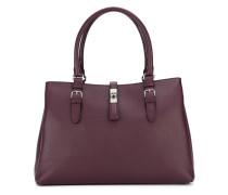 Handtasche mit Riemenverschluss - women