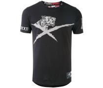 T-Shirt mit Logo - men - Baumwolle - S
