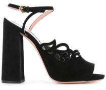Sandalen mit breitem Blockabsatz - women