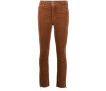 Skinny-Hose aus Cord