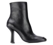 Retox block heel ankle boots