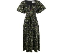 'Katarina' Kleid mit Puffärmeln