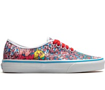 x Where's Waldo Authentic Sneakers